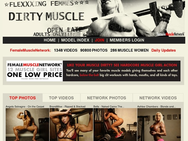 Dirtymuscle.com Android