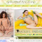 Amourangels.com 사용자 이름