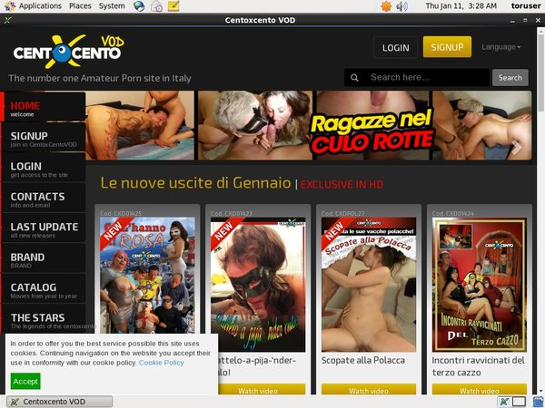 Centoxcentovod.com Get Password