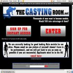 The Casting Room Get An Account