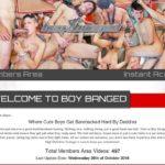 Boy Banged Free Acc