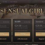User Sensual Girl