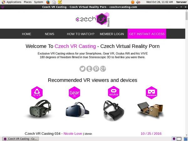 Czechvrcasting Porn Pass