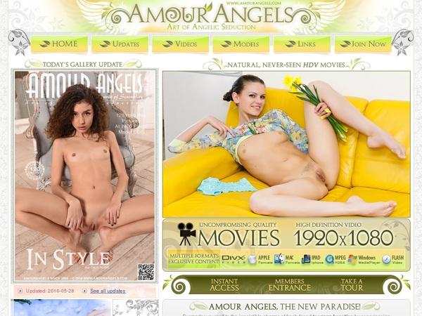 Free Amourangels Acounts