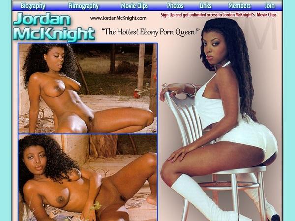 Jordan McKnight Sex