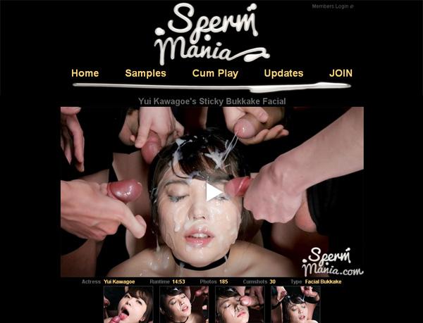 Spermmania.com Site