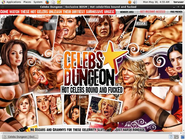 Celebs Dungeon Full Access