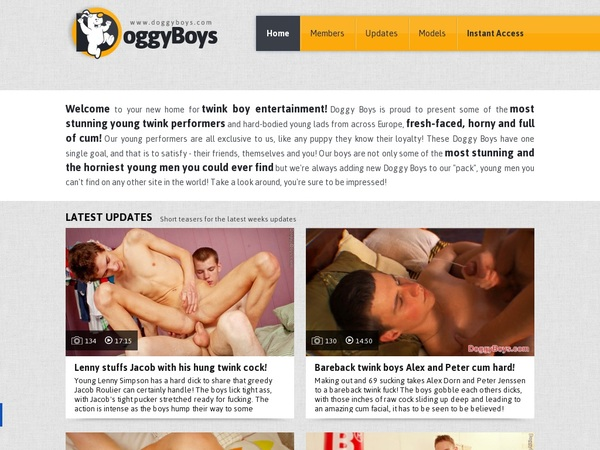 How To Join Doggyboys For Free