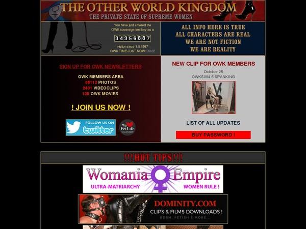 Owkcz Full Website