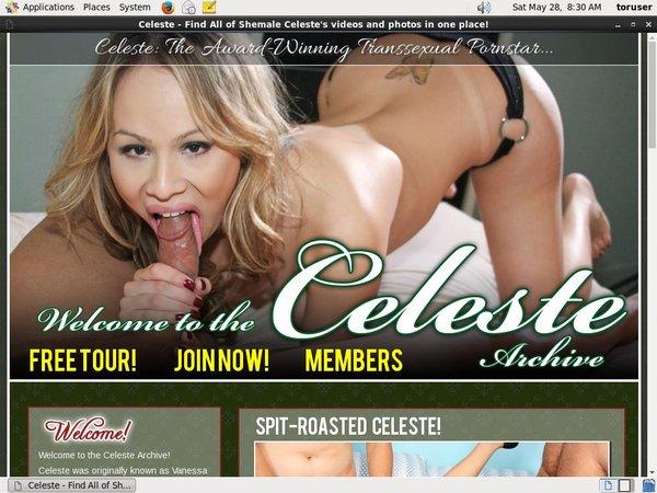 Tsceleste Porn Site