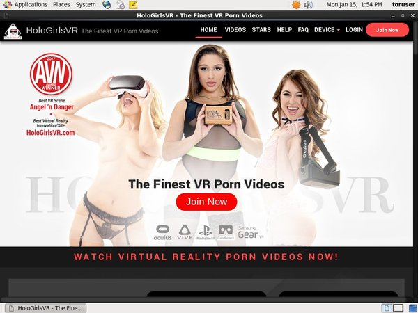 Holo Girls VR Full Discount