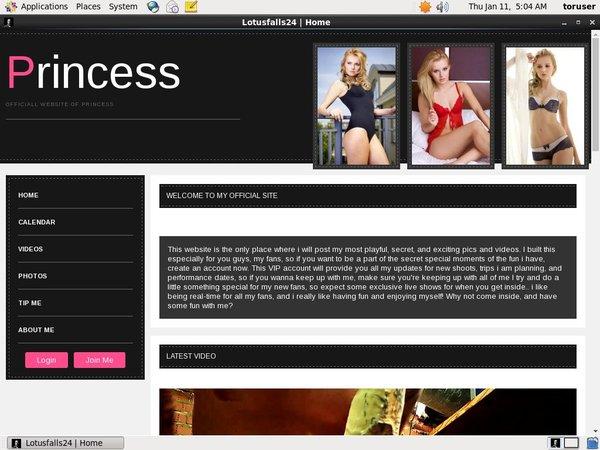 Lotusfalls24.modelcentro.com Order Page